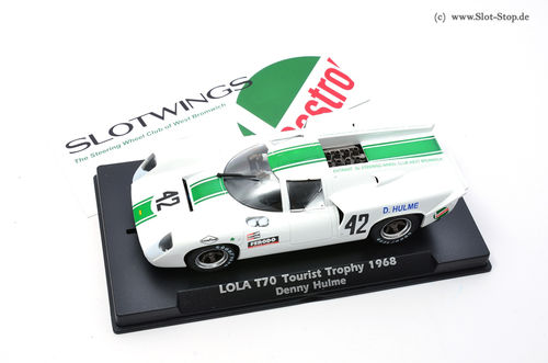 Slotwings Lola T70  Tourist Trophy 1968 #42