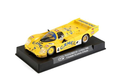 "Slot.it Porsche 962C Le Mans 1988 ""Camel"" #4"