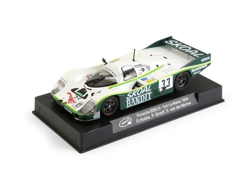 "Slot.it Porsche 956LH ""SKOAL BANDIT"" #33"