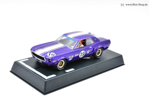 "Pioneer Mustang Notchback 1968  ""Jim West"" #19"