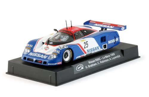"Slot.it Nissan R89C Le Mans 1989 ""NISSAN"" #25"