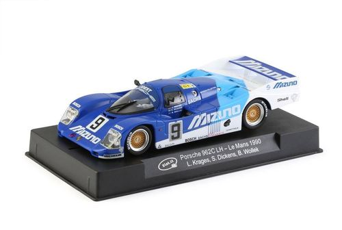 "Slot.it Porsche 962C LH ""Mizuno"" Le Mans 1990  #9"