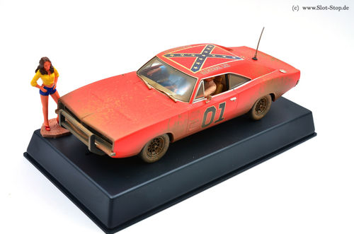 "Pioneer Dodge Charger ""General Lee - Moonshine run"" #01 DIRT"