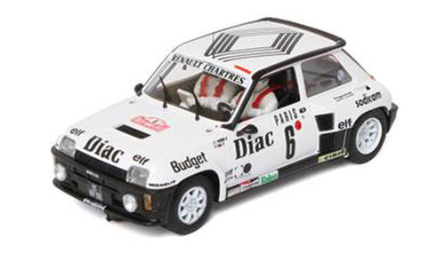 "Fly Renault R5 Turbo  'Rally Monte Carlo 1984""  #6"
