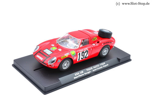 Fly 250LM - Tour Auto 1969  #192