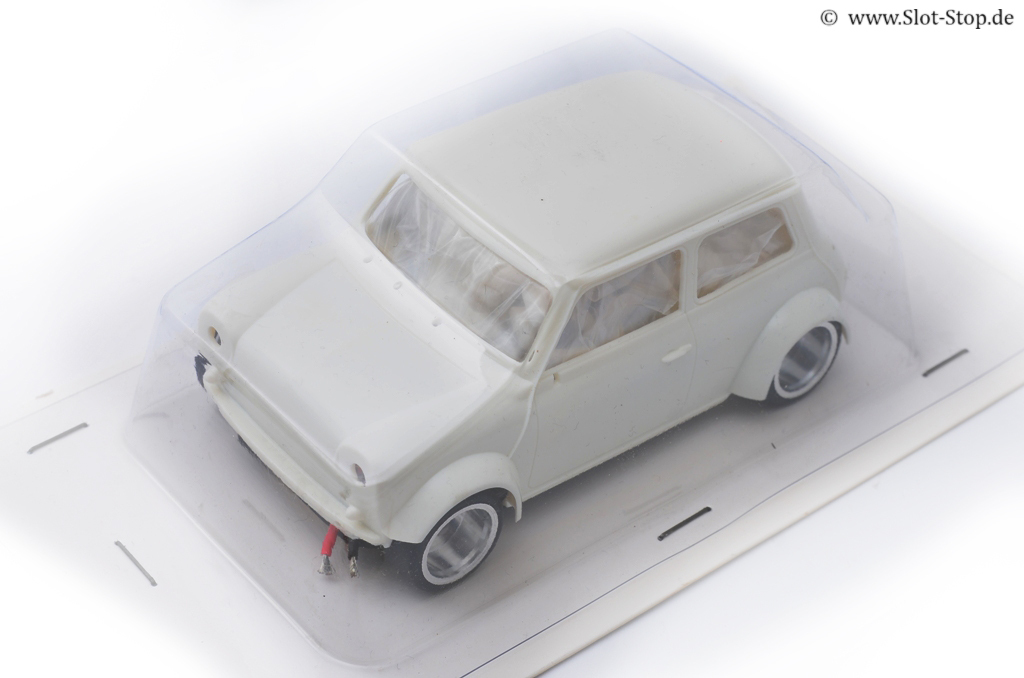 BRM Mini Cooper - White Kit