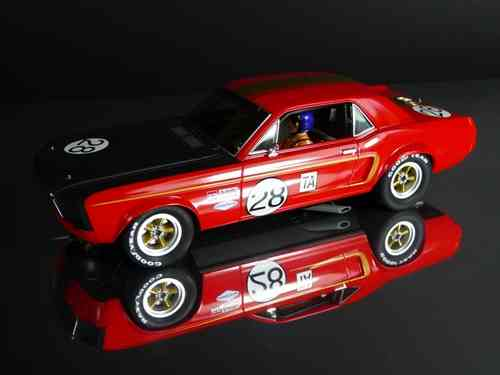 Pioneer Mustang Notchback '68  Trans-Am