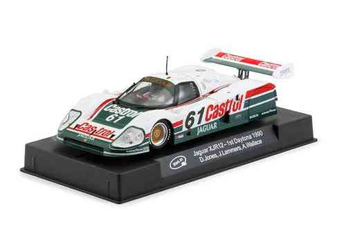 "Slot.it Jaguar XJR12 1st Daytona 1990 ""Castrol""  #61"