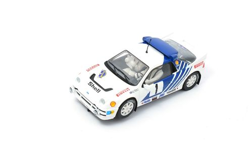 "Scalextric Ford RS200 ""Rally Sweden 1986""  #1  *ABVERKAUF*"