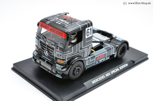 "Fly Truck Mercedes Benz ""AEG Special Edition"""