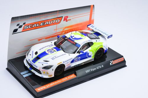 "Scaleauto ""R"" Viper GTS-R  #93 ""TI Automotive"""