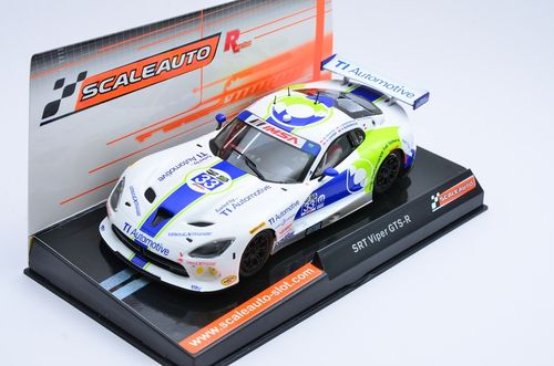 "Scaleauto ""R"" Viper GTS-R  #33 ""TI Automotive"""