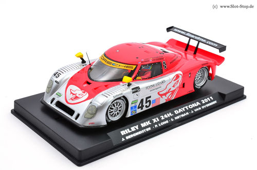 "Fly Riley MK XI ""Flying Lizard"" 24h Daytona 2011  #45  *ABVERKAUF*"