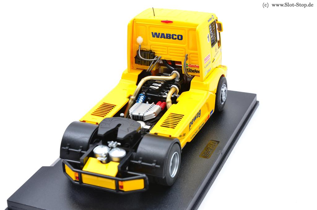 FLY-SLOT MAN TR1400 Le Mans 2003 Nr 1 Maßstab 1:32 neu