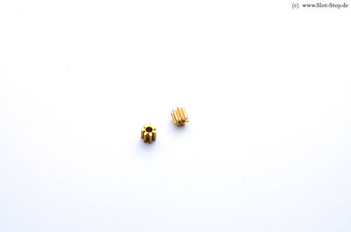 Scaleauto Pinion Ø4,5mm 7 tooth