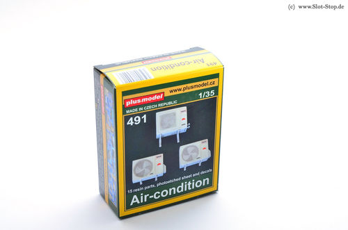 Air-Condition - resin kit