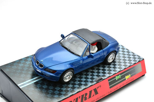 "Cartrix BMW Z3 Roadster ""Soft Top"" blue"