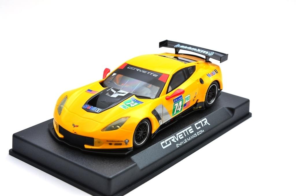 Nsr0026aw Corvette C7r 24h Le Mans 2014 74 Slotcar 1 32