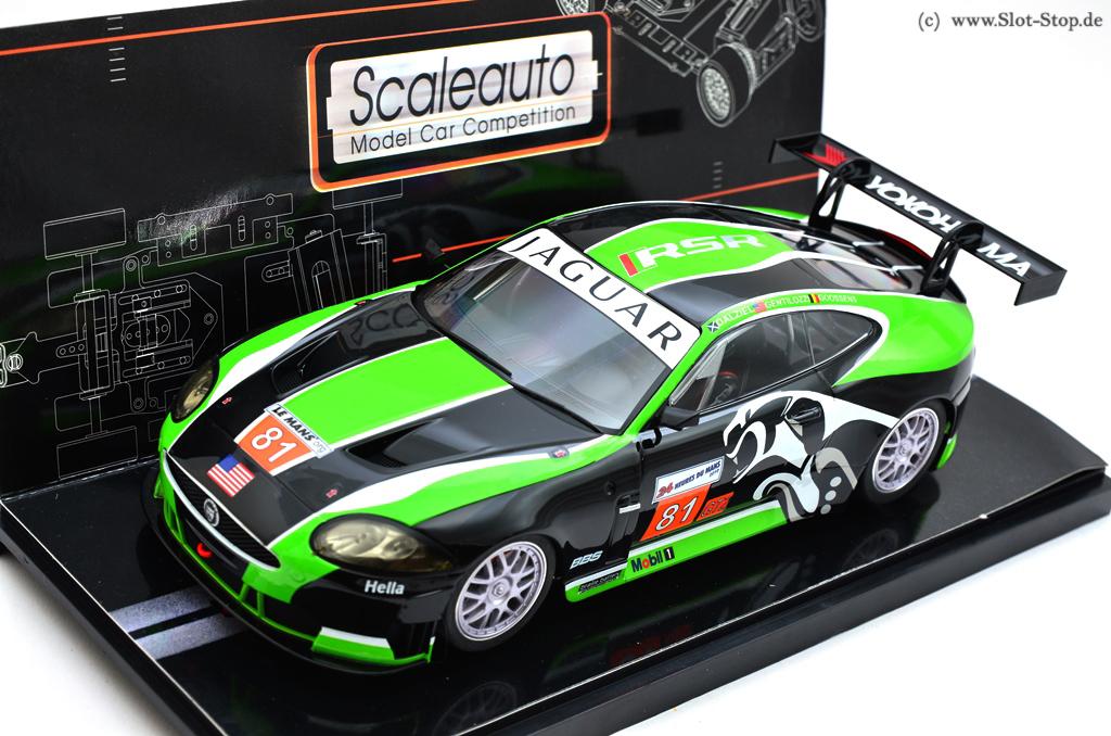 Scaleauto SC7023 kaufen Jaguar XKR RSR GT2 24h Le Mans ...