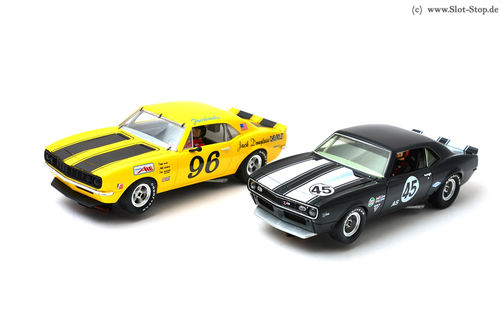 Pioneer Racing Twin Pack #9 - Camaro #45 / Camaro #96