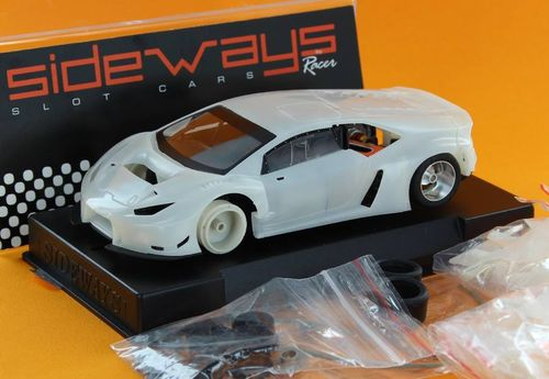 Sideways LB GT3 WhiteKit