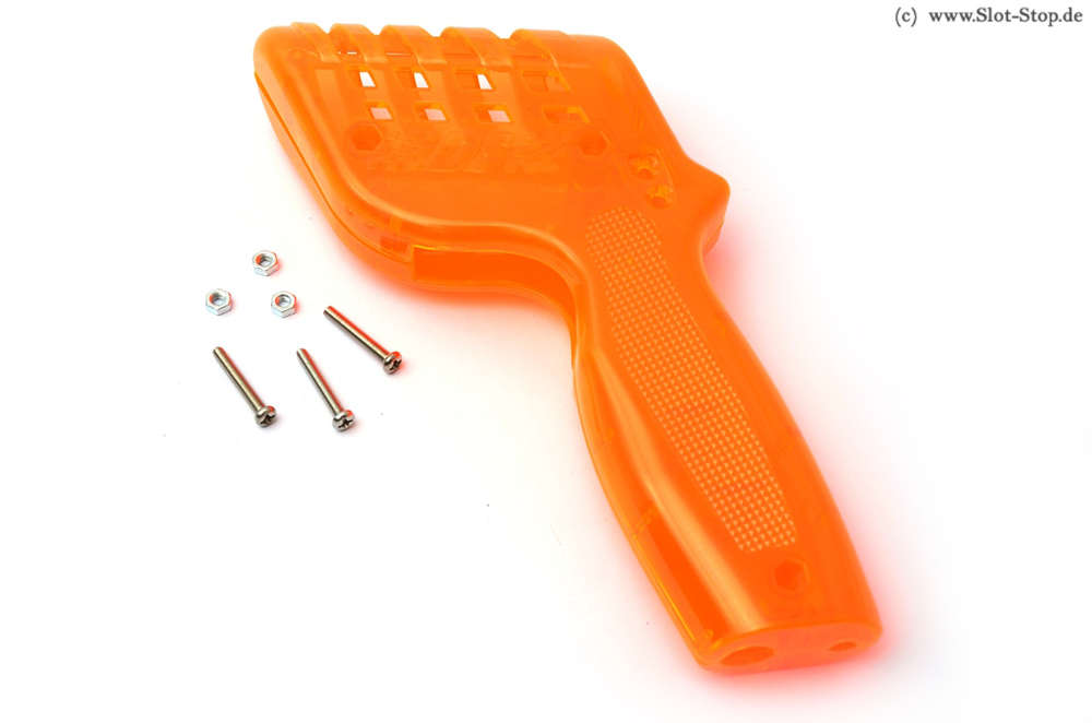DS Electronic DS3601d Handregler Reglergehäuse (orange) SlotCar