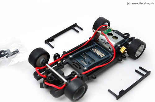 "Slot.it HRS/2 Chassis RTR ""Sidewinder 0,5mm offset"""