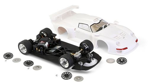 BRM Porsche 911 GT1 - White Kit