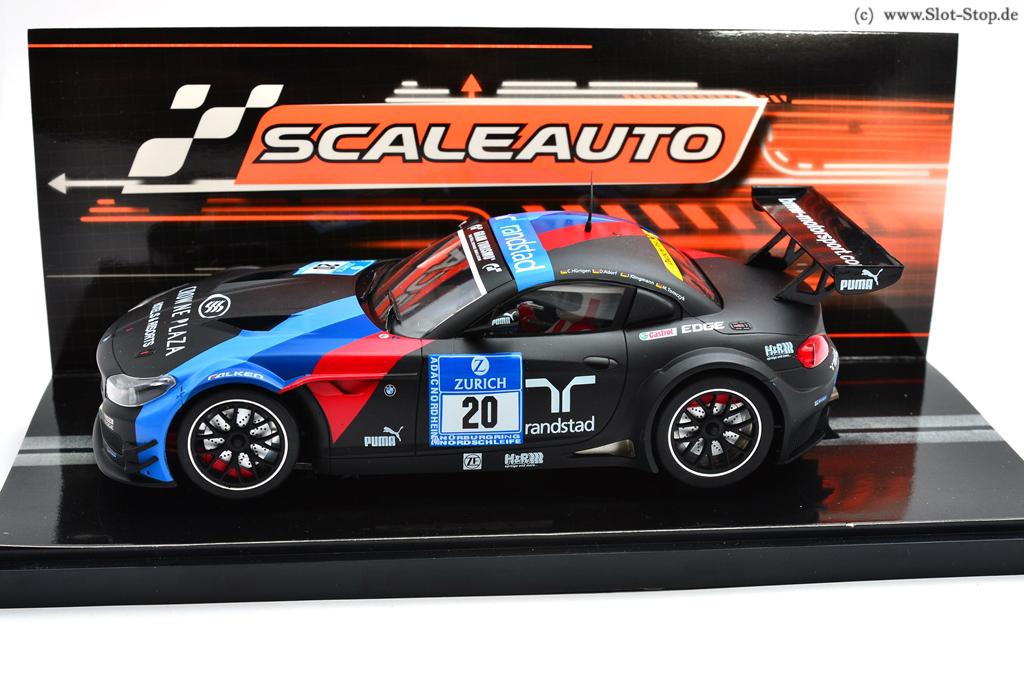 Scaleauto Sc7062hs 1 24 Quot R Quot Bmw Z4 Gt3 N 252 Rburgring 2013