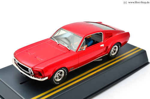 Pioneer Mustang GT Fastback - Candy Red