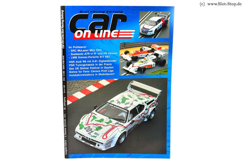 COL   -   Car on Line - Ausgabe 3 / 2018