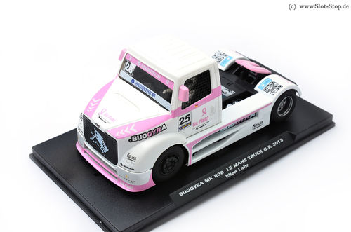 "Fly Truck Buggyra MK R08 ""Go Pink"" Le Mans 2013"
