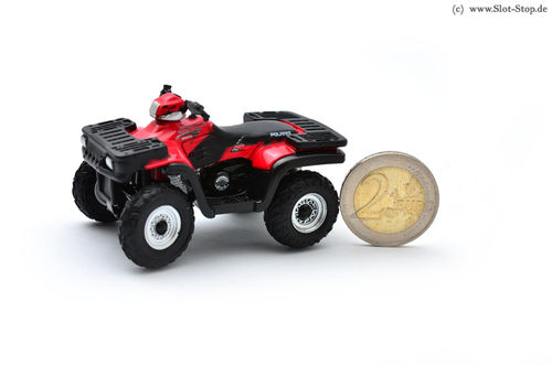 Polaris Quad / ATV (rot)
