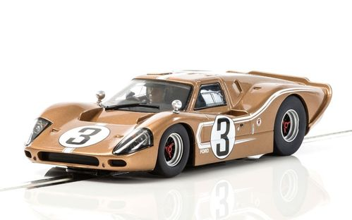 Scalextric Ford GT MK IV  24h Le Mans 1967 - #3