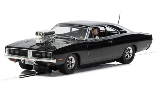 "Scalextric Dodge Charger ""Black"" Tuner-Car"