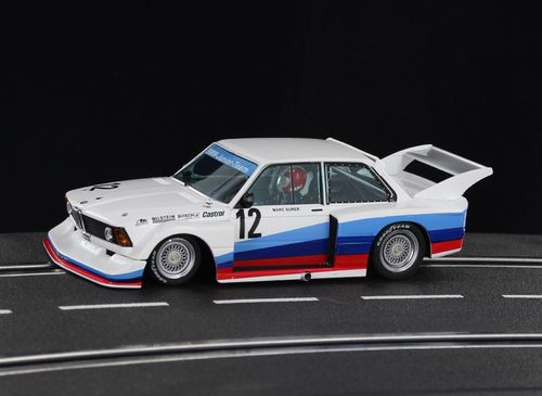Sideways BMW 320 Gr.5  *Junior Team - Surer*  #12