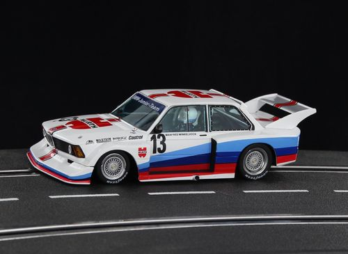 Sideways BMW 320 Gr.5  *Junior Team - Winkelhock*  #13