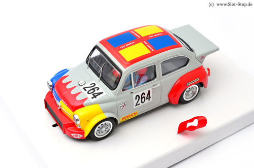 BRM Fiat Abarth 1000 TCR #264