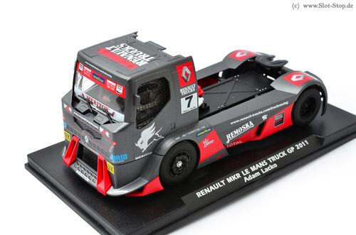 "Fly Truck Renault MKR ""A. Lacko"" Le Mans GP 2011"