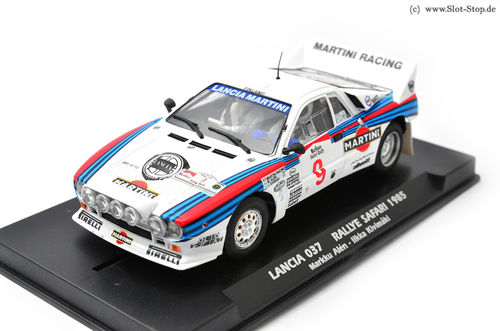 Fly Lancia 037 Rally Safari 1985 - Martini #9