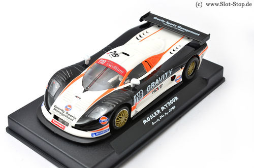NSR Mosler MT900R - 24h Spa 2009- #118