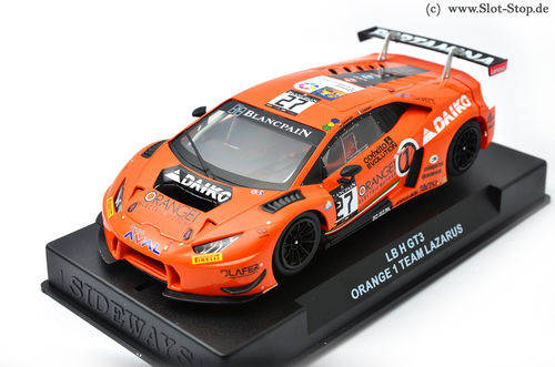 Sideways LB-H GT3 Orange1 Team Lazarus  #27