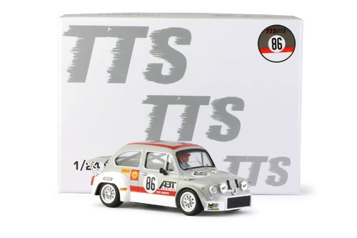 BRM Fiat Abarth 1000 TCR #86  *ABT Tuning*