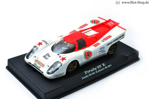 NSR Porsche 917K - Lucky Strike Racing - David Piper  #4