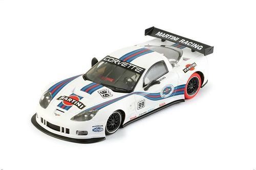 NSR Corvette C6R - Limited Martini Edition #99