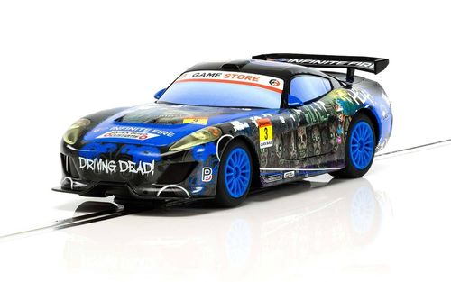 "Scalextric Team GT ""Zombie"" #3"