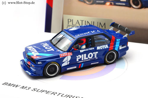 "Slotwings BMW M3 Superturismo ""MOTUL"" #2"