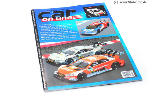 COL   -   Car on Line - Ausgabe 5 / 2018