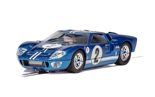 Scalextric Ford GT40 MKII - 12h Sebring 1967  #2