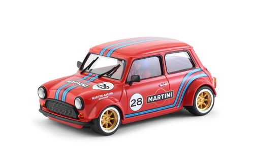 BRM Mini Cooper #28  *RED*